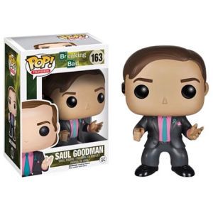 Breaking Bad Saul Goodman Pop! Vinyl Figure