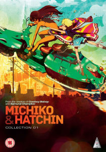 Michiko & Hatchin Part 1