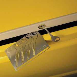 Touch of Ginger: Wallet Lock Picks