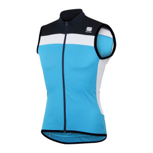 Sportful Pista Sleeveless FZ Cycling Jersey
