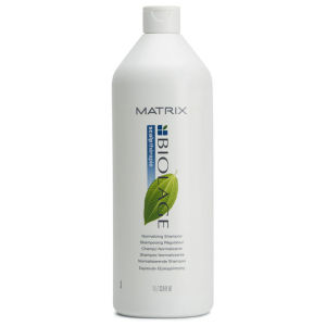 Biolage ScalpSync Cooling Mint Shampoo With Pump for Oily Hair 1000ml