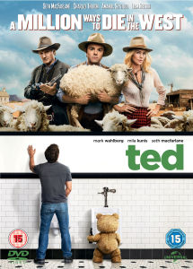 A Million Ways to Die in the West / Ted
