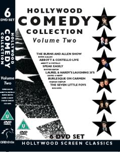 Hollywood Comedy Verzameling Volume 2