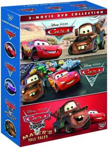 Cars 1, 2 & Cars Toon: Maters Tall Tales
