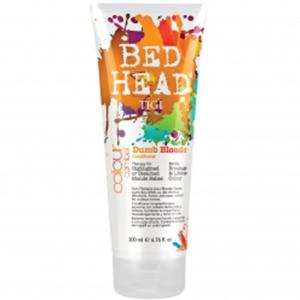 TIGI Bed Head Colour Combat Dumb Blonde Conditioner (200ml)