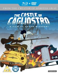Castle of Cagliostro - Double Play (Blu-Ray en DVD)