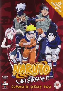 Naruto Unleashed - Seizoen 2 - Complete Box Set