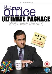 The Office: An American Workplace - Seizoen 1-5