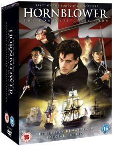 Hornblower - Complete Verzameling - Digitally Remastered
