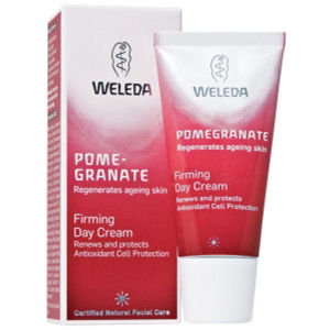 Crema de día reafirmante Pomegranate Firming Day Cream de Weleda (30 ml)