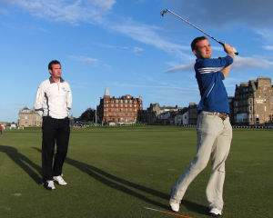 St Andrews Half Day Golf Lesson for One