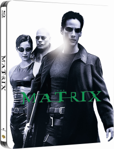 The Matrix - Steelbook Editie