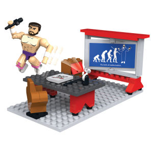 WWE Smackdown - Damien Sandows School of Hard Knocks - Starter Set