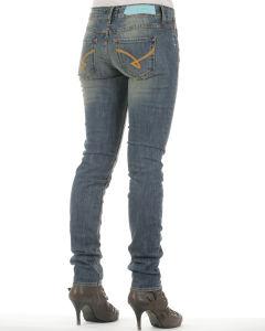 Firetrap Women's Skyler Jeans - Soup Wash Denim
