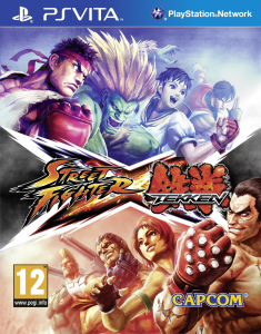 Street Fighter X Tekken (Vita)
