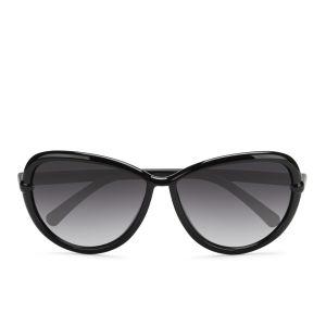 Vero Moda Women's Cat Eyes Sunglasses - Black