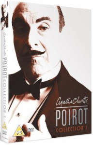 Agatha Christies Poirot - Episodes 1 - 13