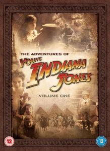 Las Aventuras del Joven Indiana Jones - Vol. 1