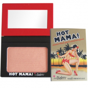 theBalm Hot Mama Shadow and Blush