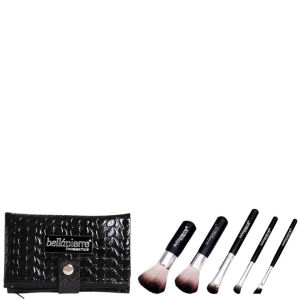 Bellápierre Cosmetics 5 brush set
