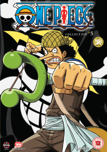 One Piece (Uncut) - Collection 5: Episodes 104-130