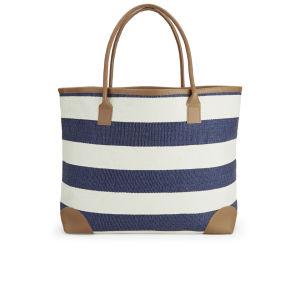 KS Women's Nautical Bag - Blue