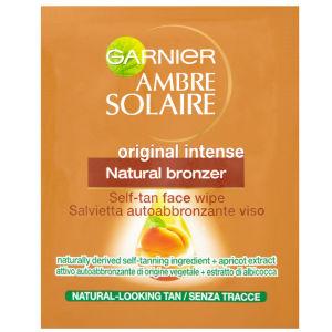 Ambre Solaire Self Tan Face Wipe