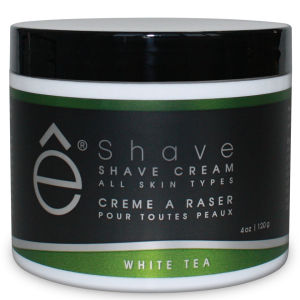 Crema de afeitar White Tea Shave Cream de e-Shave 118ml