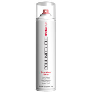 Spray de finition tenue moyenne Paul Mitchell Style Super Clean (300ml)