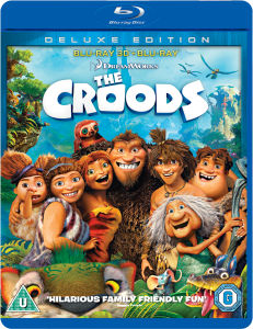 Die Croods 3D - Deluxe Edition (enthält 2D Version)
