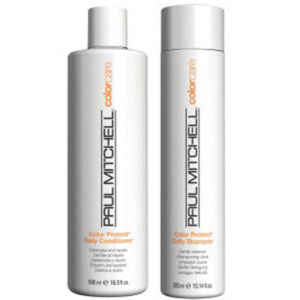 Paul Mitchell Color Protect Shampoo and Conditioner (2 x 500 ml)