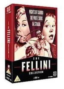 Federico Fellini Fellini Collection