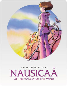 Nausicaä of the Valley of the Wind - Edición Steelbook (Incluye DVD)