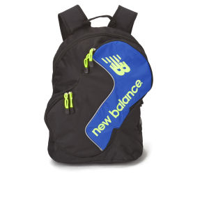 New Balance 10k Backpack - Ultra Blue/Fluorescent Yellow