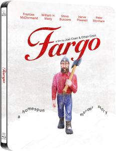 Fargo - Limited Edition Steelbook (UK EDITION)