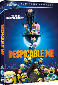 Despicable Me - Augmented Reality Edition