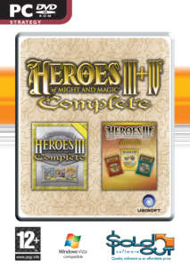 Heroes of Might & Magic III + IV