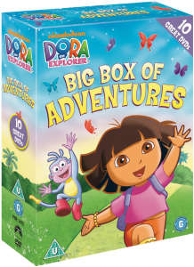 Dora Explorer: Big Box of Adventures