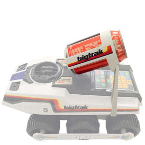 Can Holder for Bigtrak and Bigtrak Junior