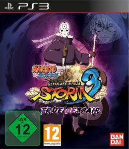 Naruto Shippuden Ultimate Ninja Storm 3: True Despair Collector's Edition (Zavvi UK Exclusive)