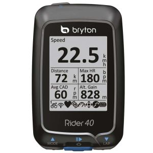 Bryton Rider 40E Base Unit