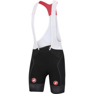 Castelli Free Aero Race Bib Shorts - Black