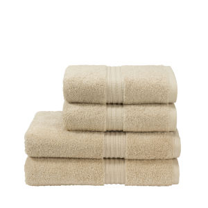 Christy Plush Towel - Fawn