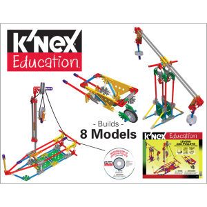 K'NEX Intro to Simple Machines: Levers and Pulleys (78610)
