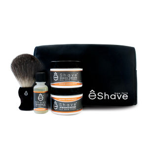 Kit Start Up de eShave (Orange Sandalwood)