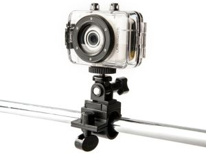 Emerson Action Cam Camcorder - White