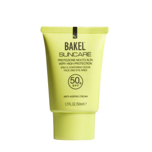 BAKEL Suncare Very High Protection Face and Eye Area SPF50 + (50ml)