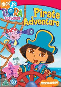 Dora The Explorer - Pirate Adventure