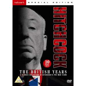 Alfred Hitchcock: The British Years [10DVD]
