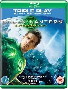 Green Lantern - Extended Cut (Includes DVD Version)